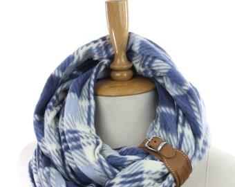 heart fleece Neck warmer   infinity scarf circle scarf winter scarfs neck warmer cowl birthday gifts