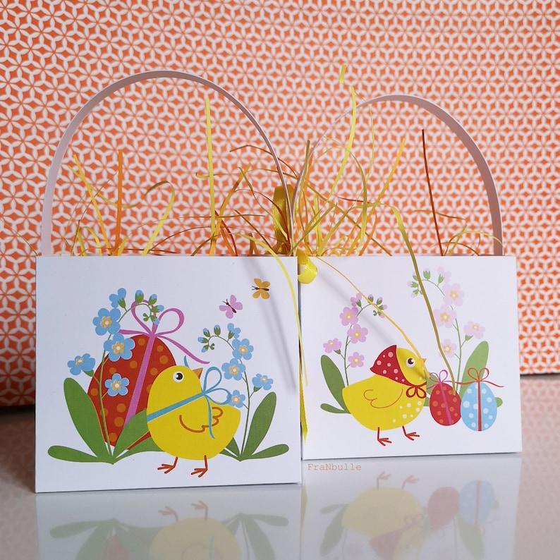 Easter printables large baskets. Easter big baskets to print image 0