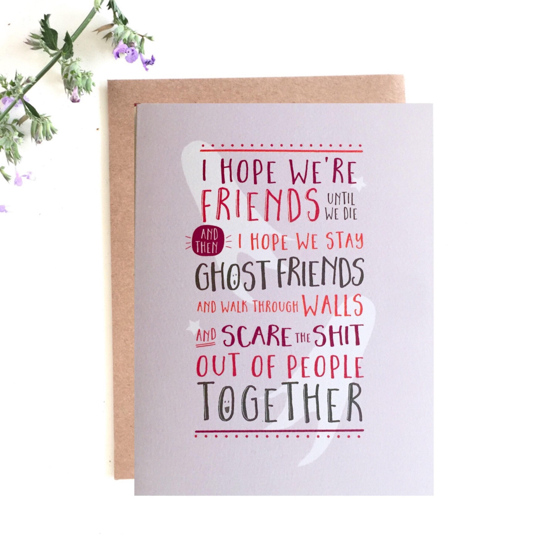 Best Friends Friends Forever Bestie Bff Funny Friendship Etsy
