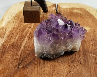 133g Uruguayan Amethyst Cluster! ~Witch, Mystic, Magick