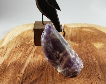 56g Chevron Amethyst Rough Specimen! ~Witch, Mystic, Magick