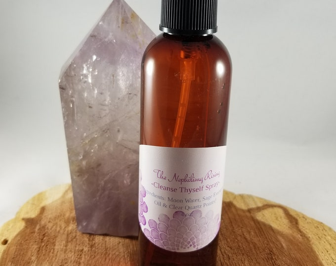 Featured listing image: Smokeless Sage Mood, Room & Linen Spray! ~Witch, Boho, Mystic, Natural