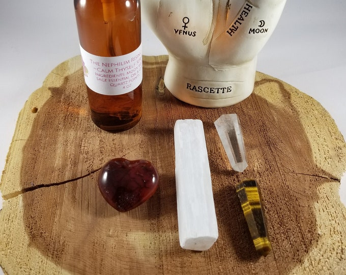 Featured listing image: Grounding Witch Kit, Travel Size! (Kit A) ~Mystic, Spiritualist, Reiki