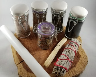 Negativity Be Gone Kit! ~Witch, Mystic, Occult