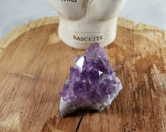 93g (3.3oz.) Uruguayan Amethyst Cluster! ~Mystic, Magick, Witch