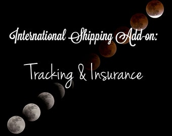 International Shipping Add-on: Tracking and Insurance