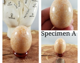 Your Choice Sunstone Yoni Egg! ~Witch, Mystic, Sacred Sex