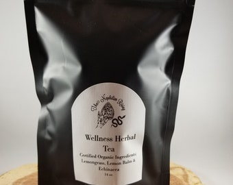 Wellness Herbal Tea! ~Witch, Mystic, Magick