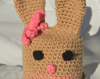 Bunny Toilet Paper Cover