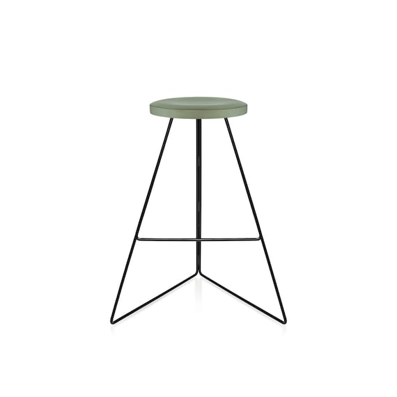 Tremendous The Coleman Stool Aspen Black Modern Stool Indoor Outdoor Winner Best Furniture By Dwell Magazine Free Fast Shipping Caraccident5 Cool Chair Designs And Ideas Caraccident5Info