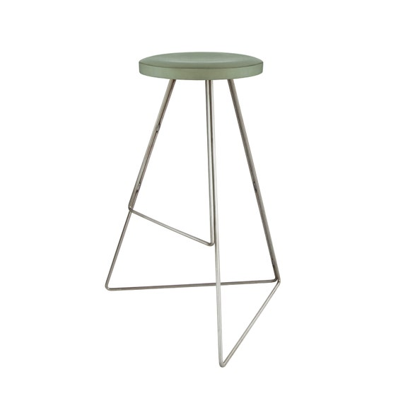 Swell The Coleman Stool Aspen Raw Steel Winner Best Furniture By Dwell Magazine Modern Contemporary Bar Counter Stool Free Shipping Caraccident5 Cool Chair Designs And Ideas Caraccident5Info