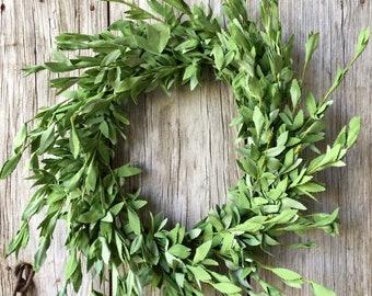 Herb Sage Wreath
