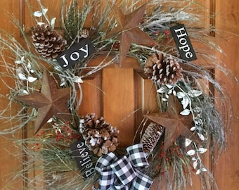 Holiday Inspiration Wreath