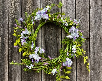 Storm Door Wreath Etsy