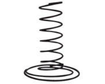 Spiral Taper Stand