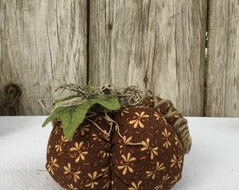 Scented Fabric Pumpkins