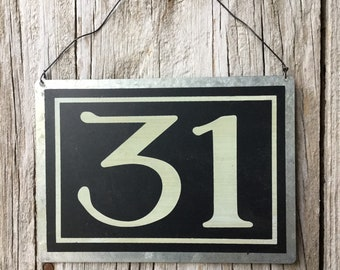 """31"" Sign"
