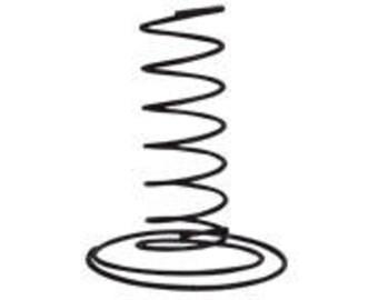Spiral Taper Stand