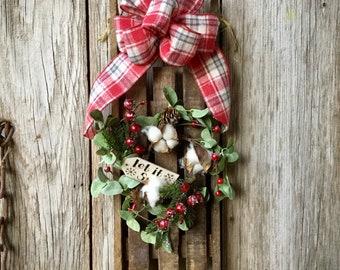 Wood Lathe Sled with Wreath