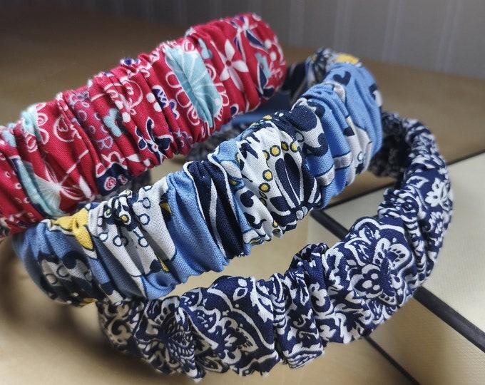 Headband; Cotton