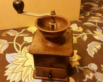 West Germany coffea grinder