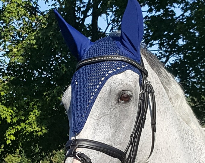 Featured listing image: Tie-Down Horse Fly Bonnet