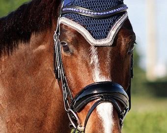 Customized Horse Bonnets