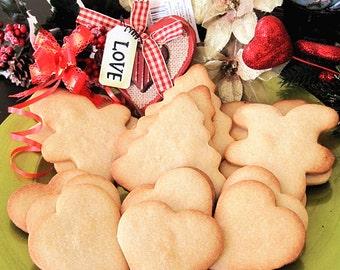 Homemade Christmas Cookies Etsy