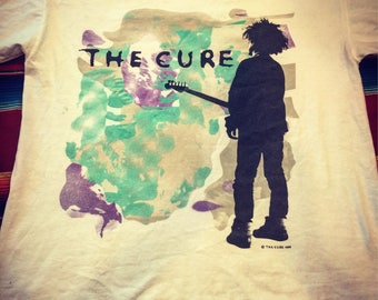 The Cure Boys Don't Cry T-Shirt 1986 XL