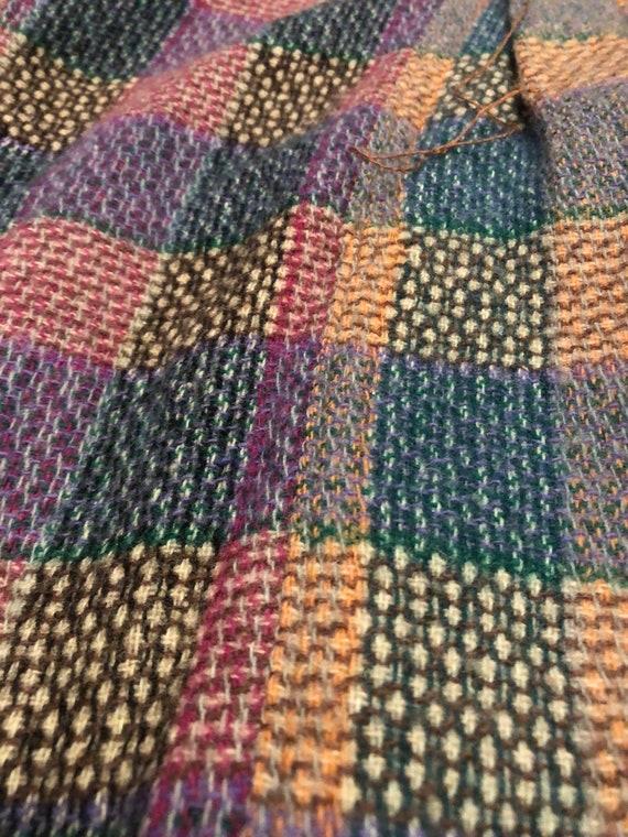 Vintage 1940's Kids Wool Robe/Coat - image 5
