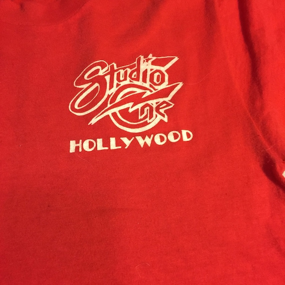 1970 s ' s 1970 Studio One Hollywood T-Shirt 229feb