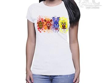 Five Nights At Freddy's Shirt