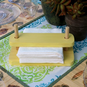 Day trip Outing. Camping Outdoor Napkin Holder RV Pool Picnic Napkin holder BBQ