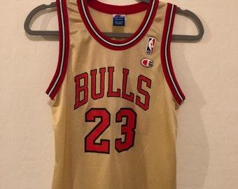 b596b03aa Vintage NBA 50th Anniversary Michael Jordan Jersey by Champion