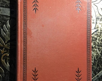 Effects of Cross and Self Fertilization in the Vegetable Kingdom, Charles Darwin, Early Botany Book, 1895