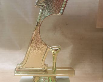 Hole in one, Hole-in-one trophy, personalized hole in one trophy, hole in one ball trophy