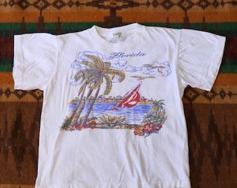 vintage 1960s Florida t shirt