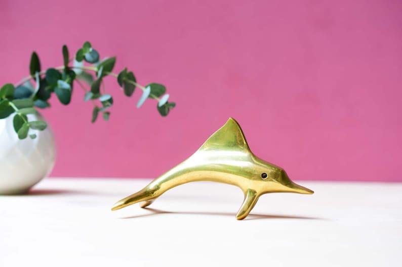 Brass Dolphin image 0