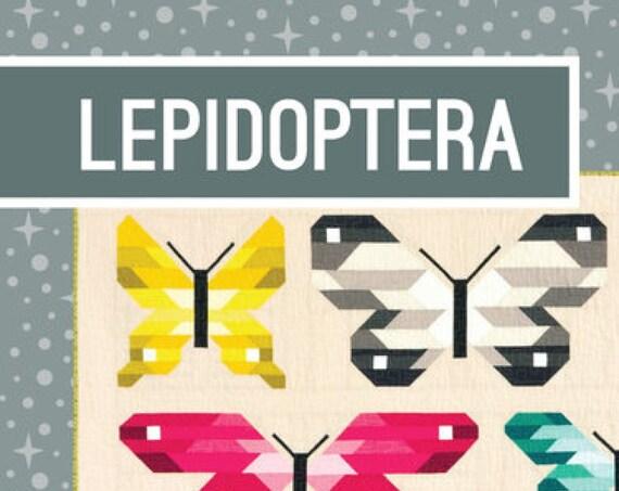 LEPIDOPTERA Quilt Pattern - Pattern by Elizabeth Hartman