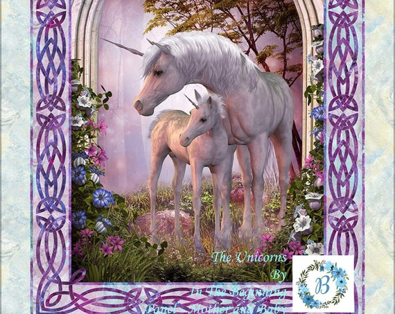 The Unicorns  -  Back by Popular Demand  -From In The Beginning Studio Second printing of this wonderful collection.