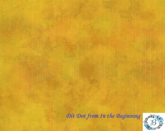 Dit Dot Evolution - Yellow