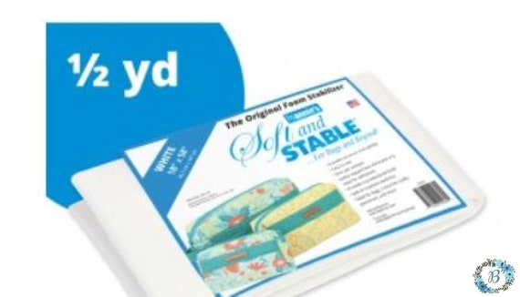 """SOFT & STABLE  - 18"""" x 58"""" - What's inside your bag - well it is Soft and Stable ByAnnie's"""