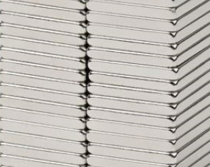 """Neodymium Super Strong Extremely Powerful Rare Earth Refrigerator Magnets 1/2"""" x 1/2"""" x 1/16"""" Square"""