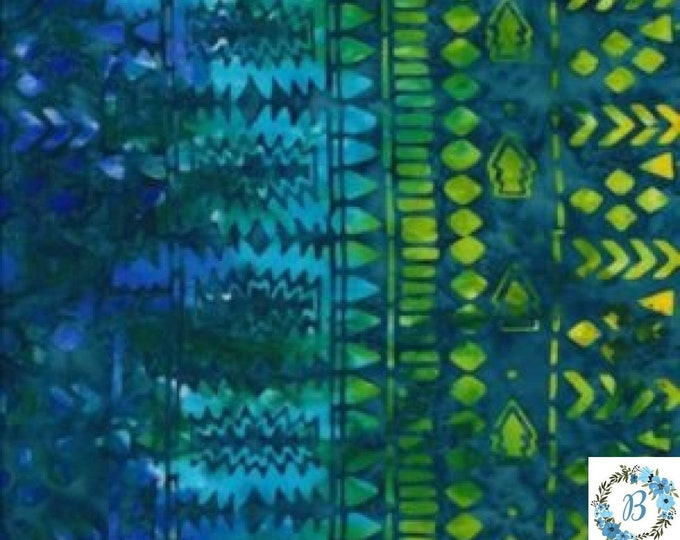 Batik - Cellestial - Batik - Enjoy Creating with this gorgeous Aztec Batik