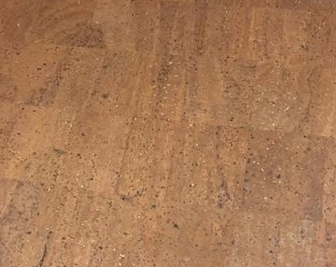 CORK CUTS -Cappuccino Cork Fabric- You won't be disappointed with this Gorgeous Choice