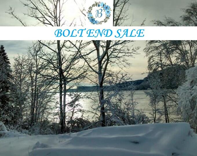 BOLT END and FQ Bundle Sale - Quality 100% Designer Quilt Cottons