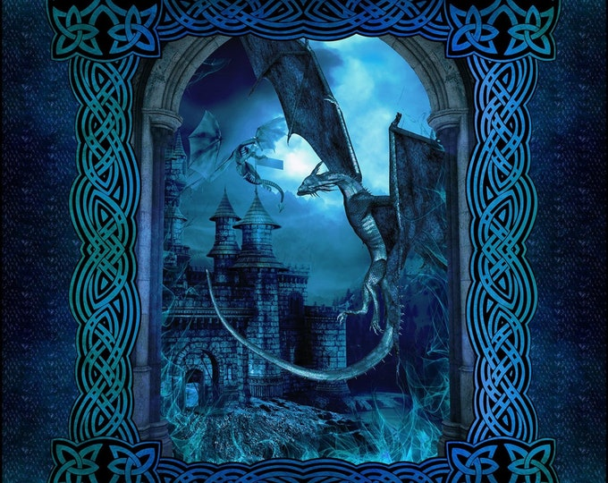 Blue Fury - Panel