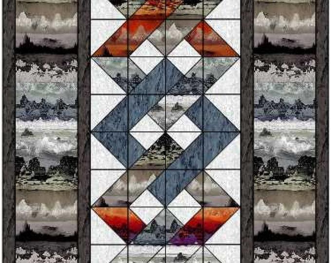 SEDONA - pdf pattern - Table Runner