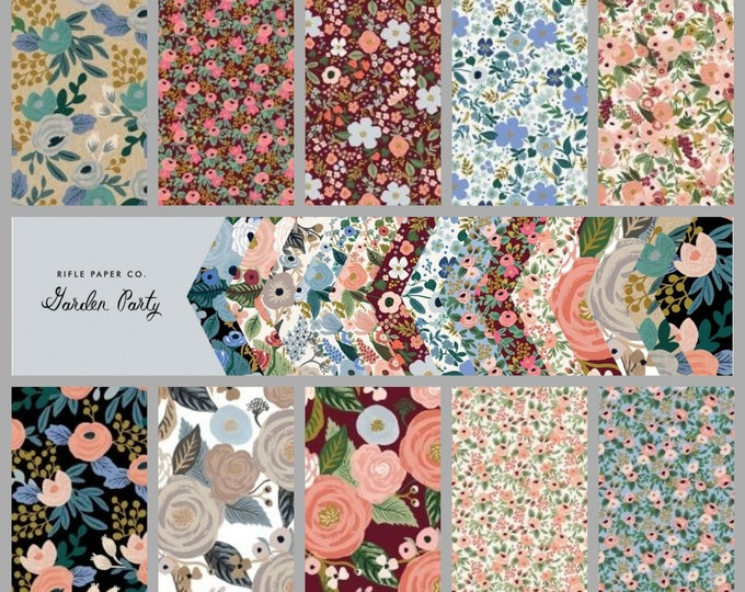 Rifle Paper Co  - PRE ORDER - Collection Due February 2021 - Garden Party This sought after collection awaits your creativeness. Pre-Order
