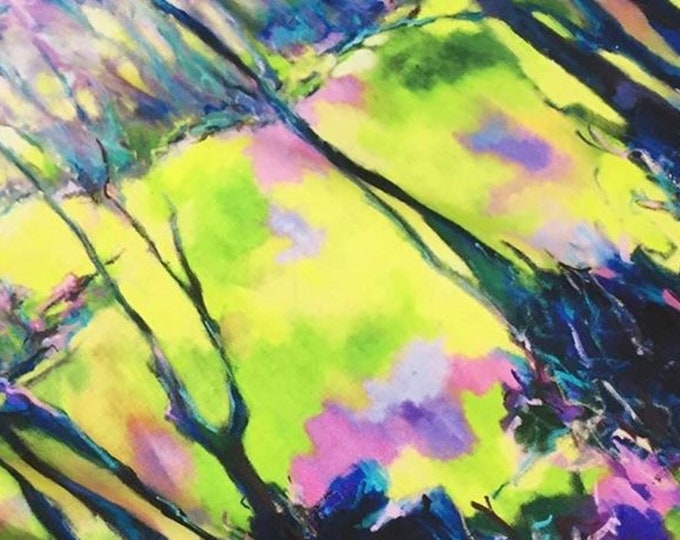 Nature Song by Australian Artist Kristine Ballard Design and Live with Colour